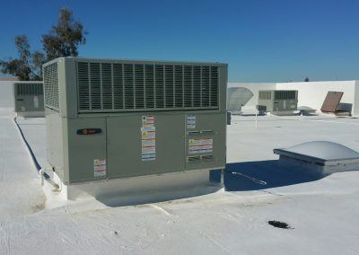 Trane Commercial AC